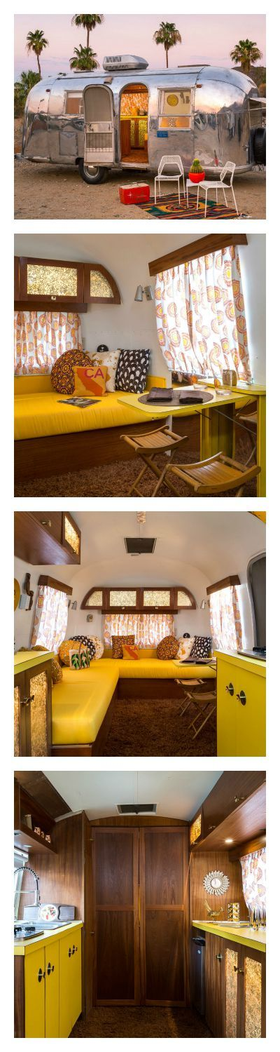 The only thing better than a Palm Springs vacation home might be one that you can take with you when wanderlust strikes. This charming 1966 Airstream Safari, which has been lovingly restored by a realtor, is perfect for your next vacation or getaway.