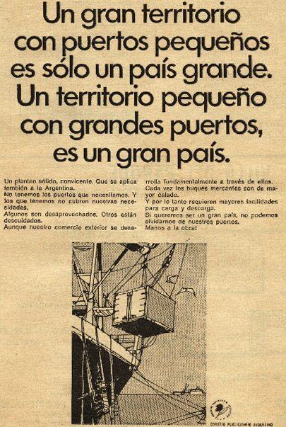 """""""Creación de Conciencia Marítima 2""""-1969"""