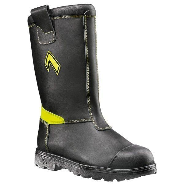 Haix Fireman Yellow - GenXtreme  #schutzkappe #feuerwehr #durchtrittschutz #atmungsaktiv #wasserdicht #haix #genxtreme