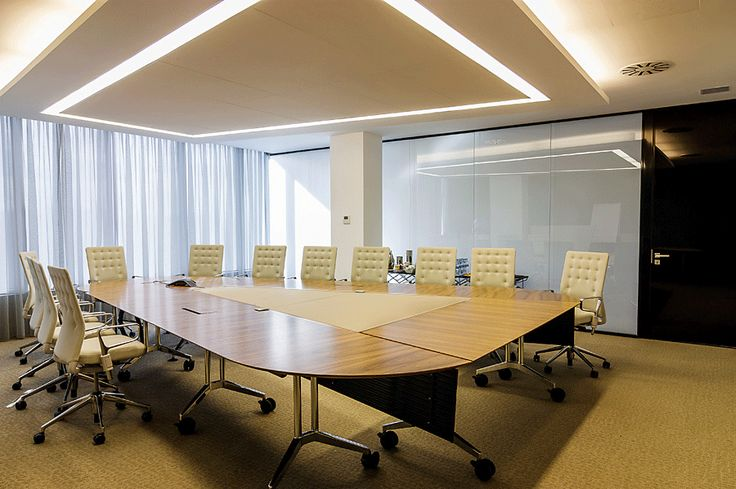 M s de 1000 ideas sobre mesa de conferencia en pinterest for Mesas de reuniones para oficinas