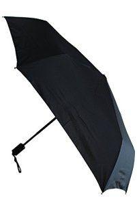 Parapluie Plat – SOLIDE – Pliant – Résistant Au Vent – Ouverture et Fermeture Automatique – Hautement Technique Pour Lutter Contre Les…