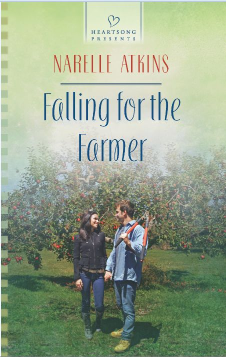 A Christian Writer's World ~~ Characters who grip your heart: FALLING FOR THE FARMER - Narelle Atkins