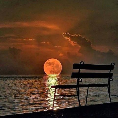 I can just see us sitting there together watching the sun go down...beautiful! thank you sweet Debbie. Ly
