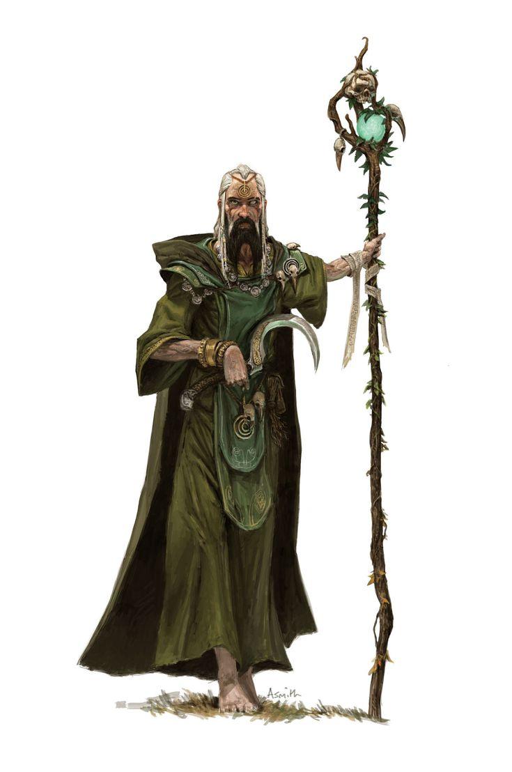 ArtStation - forgeworld/games workshop concept- jade wizard, adrian smith