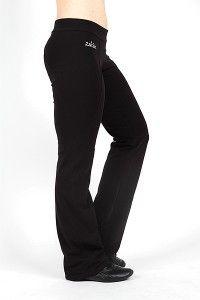 Forte bukser - Dette er endnu en klassisk lang sportsbuks for kvinder lavet af 2Skin. Denne model i sort har slank pasform over mave og lår og en smule vidde i benene. http://www.2skin.dk/p/318/forte