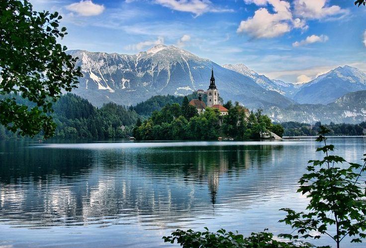 Lake Bled. Slovenia