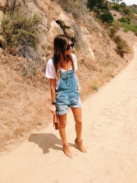 Overall shorts #summermusthave