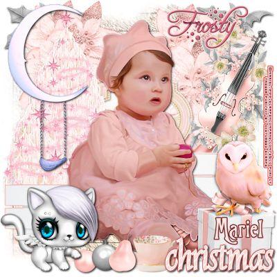 "MI RINCÓN GÓTICO: AD CT TEAM, ""COLLAB WHITHE CHRISTMAS"""