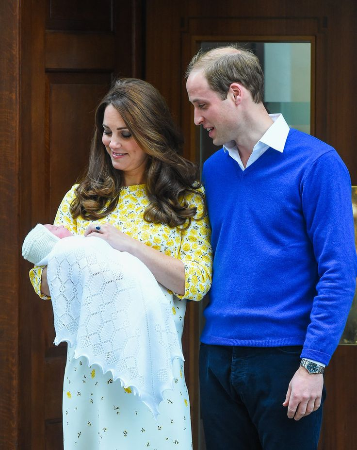 Prince William With Prince George and Princess Charlotte | POPSUGAR Celebrity