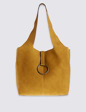 Slouch Hobo Handbag Marks & Spencers
