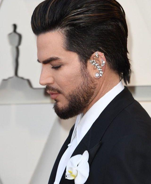 Oscar 2019 Adam Lambert Queen With Adam Lambert Adam Style