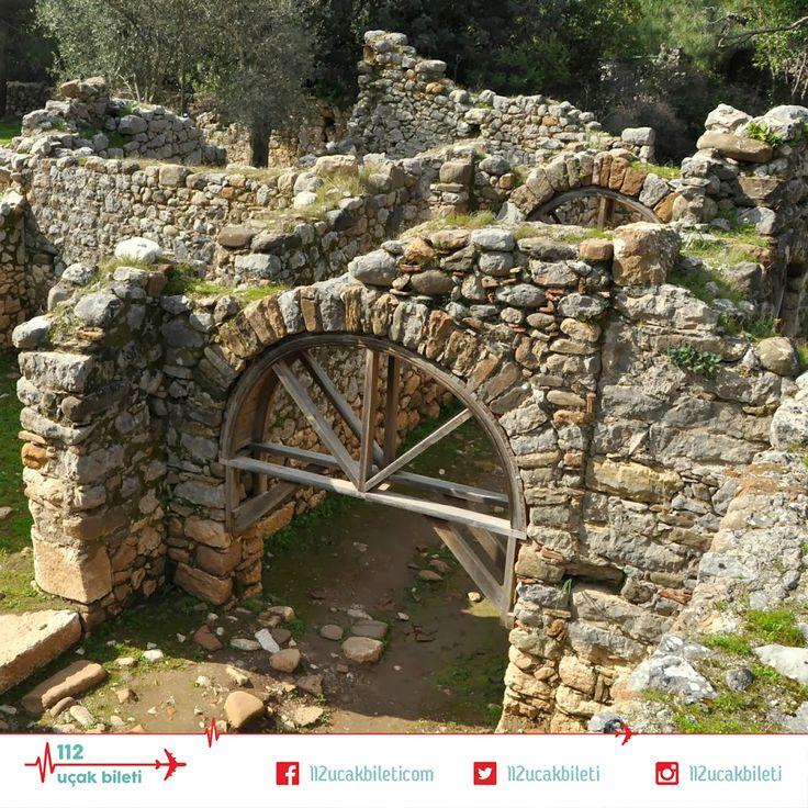 Hem doğanın, hem tarihin keyfini çıkarmanız için #Olympos Antik kenti sizi çağırıyor. #İstanbul - #Antalya 39 TL'den başlayan fiyatlarla. #uçakbileti