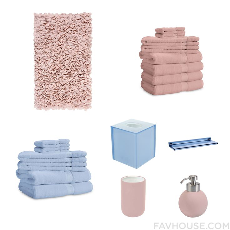 Best OUR PRODUCTS As Seen Elsewhere Images On Pinterest - Light pink bathroom rugs for bathroom decorating ideas