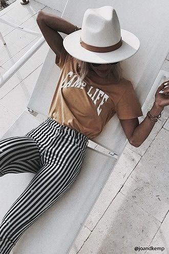 Pinterest: •Linell• Cute camp life t-shirt.