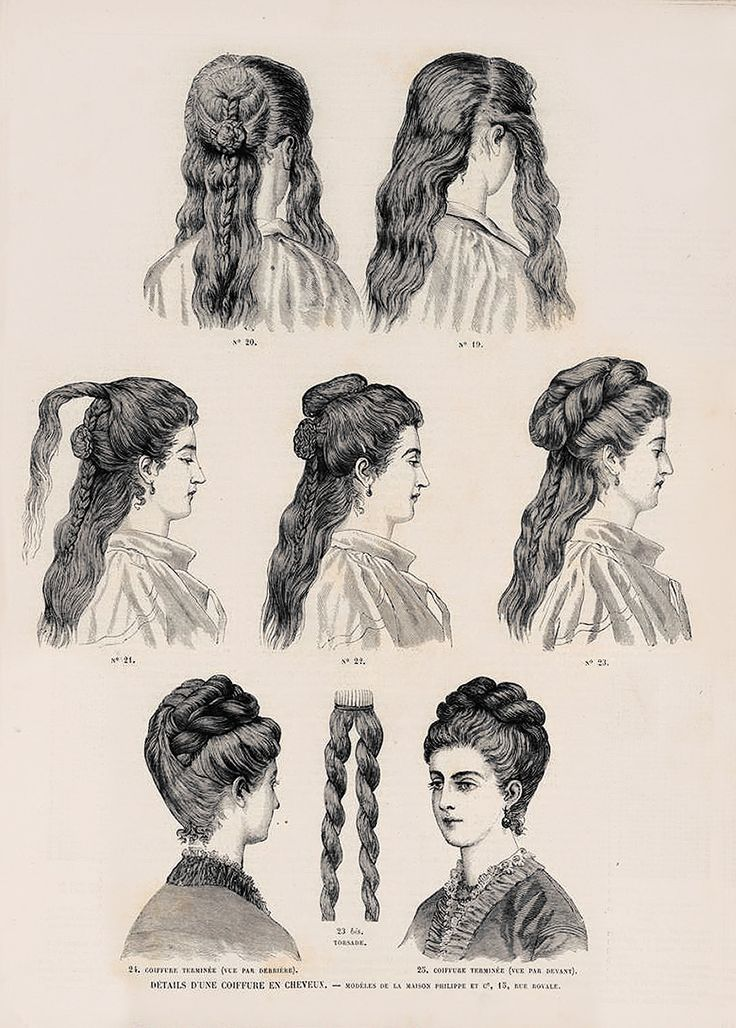 Terrific 145 Best Images About Victorian Era Hairstyles On Pinterest Hairstyle Inspiration Daily Dogsangcom
