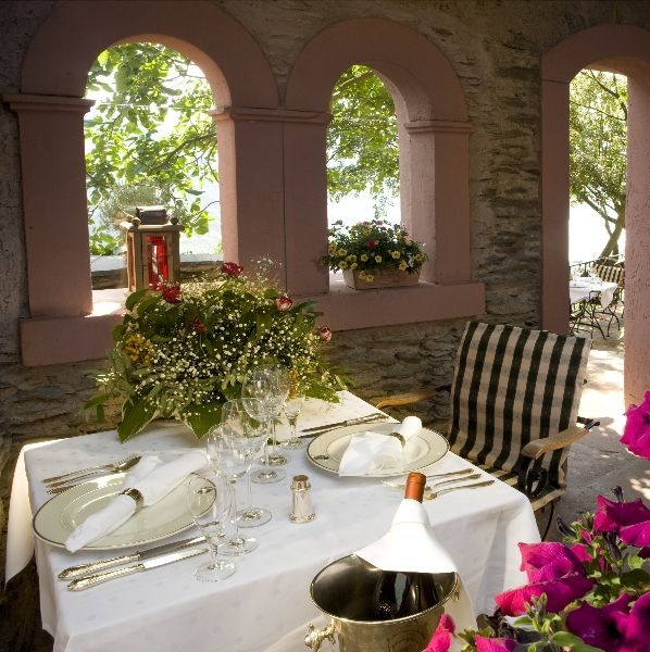 Castle Hotel Restaurant Schoenburg, Germany