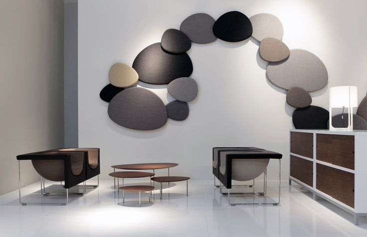 Stua 39 S Satellite Acoustic Panels In Bedroom Design Jon