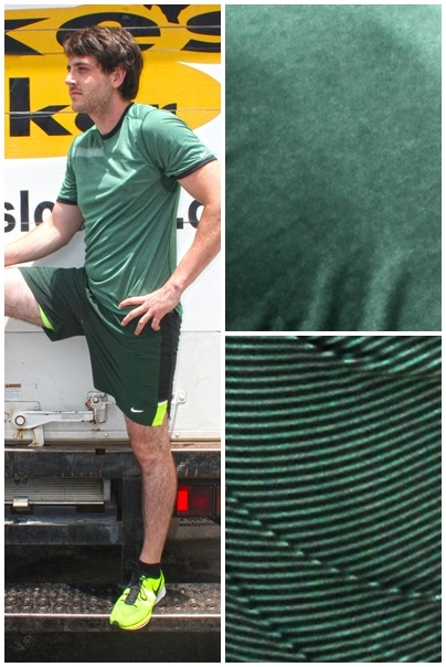 New Nike Men's Colors: Gorge Green - Luke's Locker #fallcolors