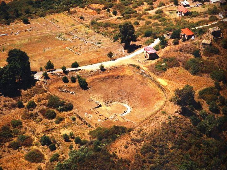 Αρχαίο Θέατρο Στράτου - Ancient Stratos Theatre