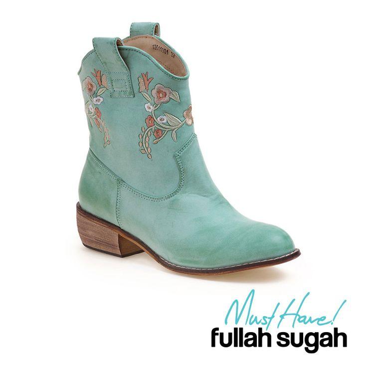 Spring/Summer 2013 | FULLAHSUGAH MUST HAVE BOOTS | http://fullahsugah.gr