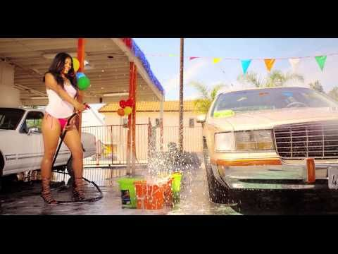"""Dizzy Wright releases """"Everywhere I Go"""" video off his new ep: """"State of mind"""". Hot video with hot carwashers"""