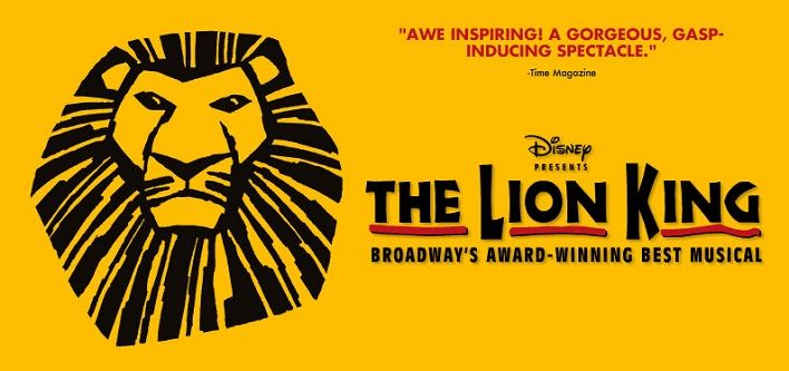 $165 and Up for The Lion King Play Tickets at Princess of Wales Theatre on June 14, 2014