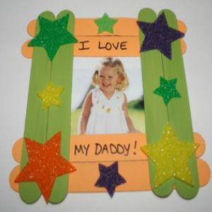 father's day arts crafts projects