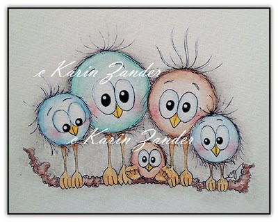 Hej allesammans ♥  Som ni vet så har de små pippisarna varit en liten grupp av samma slag en längre tid. Idag är det dags att välkom...