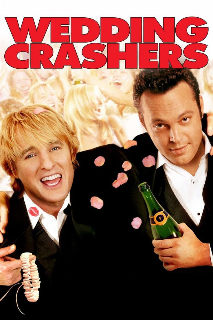 Wedding Crashers (2005) 5 Must Watch Comedy Movies