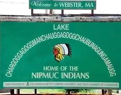 Lake Chargoggagoggmanchaug- gagoggchaubunagungamaugg in Webster, MA