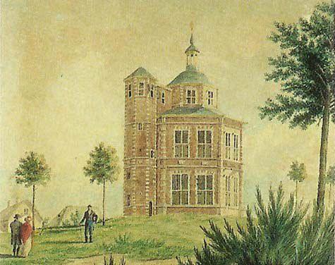Speelhuis van de Nassaus te Breda, in de Belcrum