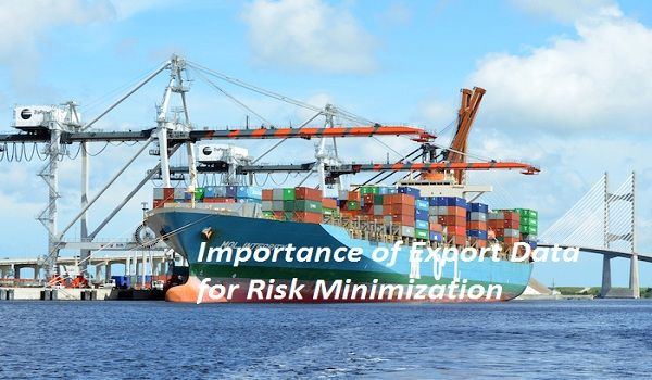 Exporters run a great risk while exporting their exclusive goods in a foreign country with an unfamiliar customer base. In such situation the #Export_Data comes to their rescue by providing them detailed information about the market they are going to deal with along with the customer trends and preferences. This data also provides a vivid knowledge of various #trade barriers and tariff policies of nations across the globe.