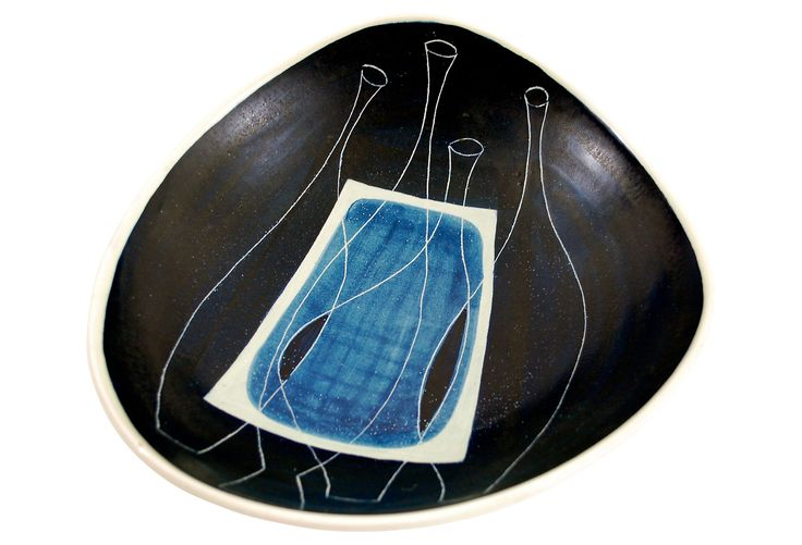 Midcentury Bowl by Raymor