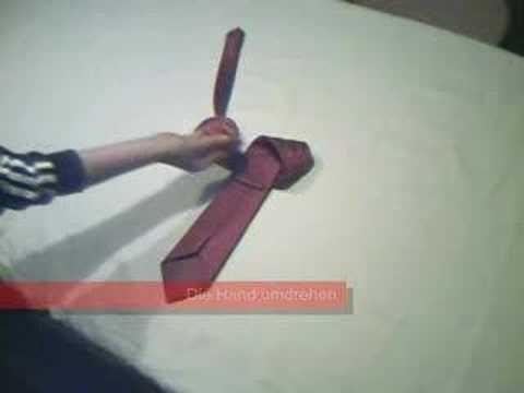 Ber ideen zu krawattenknoten binden auf pinterest for Schleife binden youtube