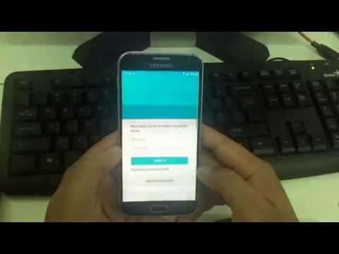 Reactivation Lock On Samsung Account Samsung Galaxy S6 G920F Lastest Sof...