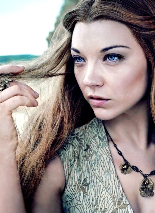 We've seen Margaery in a lot of sticky situations, but she's never been out of her depth. She's always given the impression of being a step ahead. Now you see her genuinely fearful of how to handle the situation. The walk of shame looms large in Margaery's brain. If somebody as powerful, savvy, and veteran like Cersei can be taken down that way… — Natalie Dormer as Margaery Tyrell for Entertainment Weekly. {x}