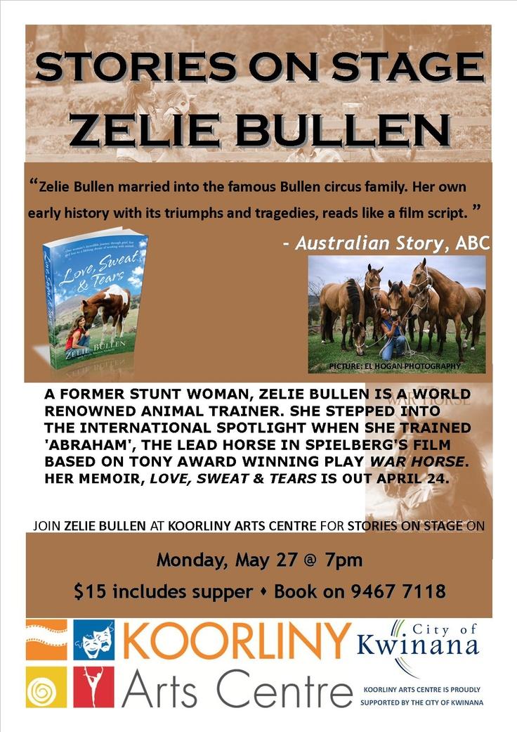 Zelie Bullen, May 27