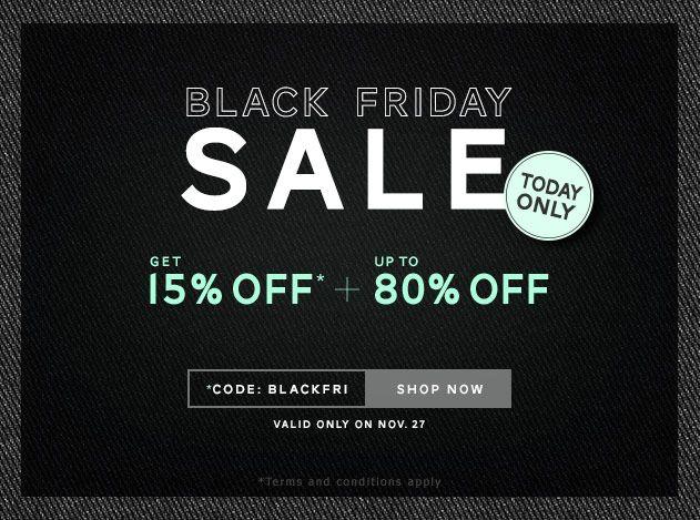 #blackfri #blackfriday #web #weblayout #newsletter #sale #code #shopnow #todayonly