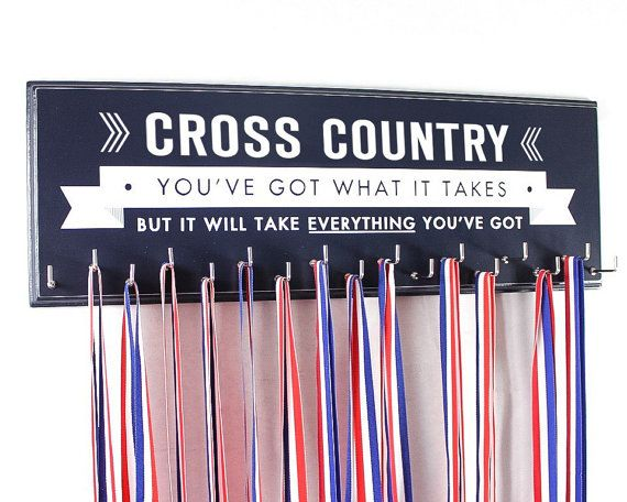 Cross Country You Ve Got What It Take But It Will Take Etsy