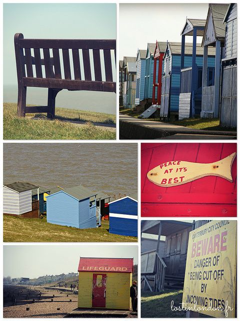 A day outside London - Whitstable is a seaside town located on the north coast of Kent and the first seaside town to the south of London, in south-east England. Whitstable is famous for its oysters, which have been collected in the area since at least Roman times.