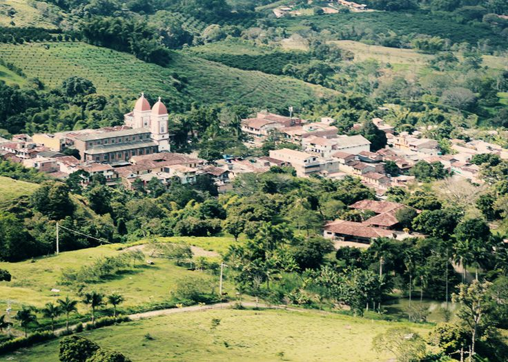 We have more than 600 Unbound sponsored friends in the town of Tarso in Antioquia, Colombia. #travel #landscapes