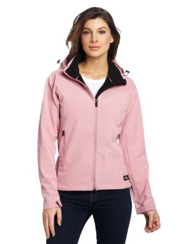 Dickies Women`s Softshell Hooded Jacket $47.98