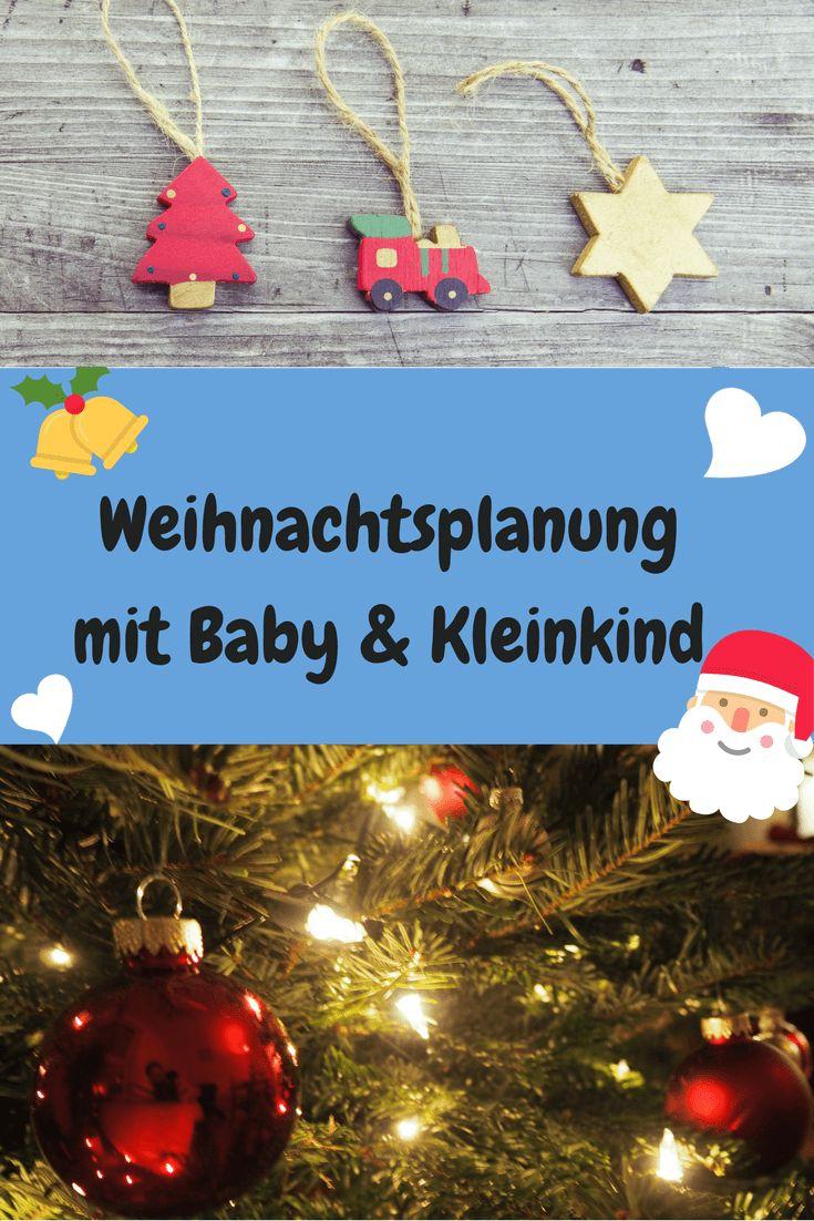 Entspannte Familien-Weihnachten?! Planung für unser erstes Weihnachtsfest zu viert #Weihnachten #Familie