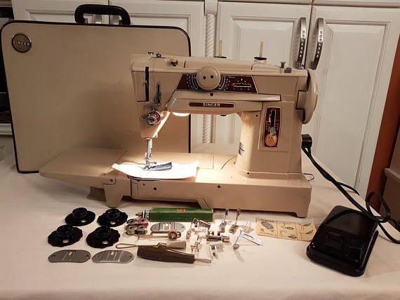 Very RARE German Singer Sewing Machine 421G World's First