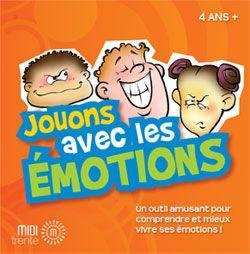 OUTIL D'INTERVENTION / Cartes psychopédagogiques pour comprendre et mieux vivre les émotions