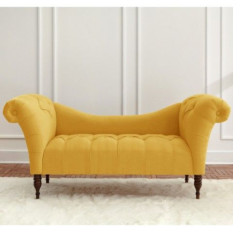 17 best images about for the home on pinterest house for Cameron tufted chaise