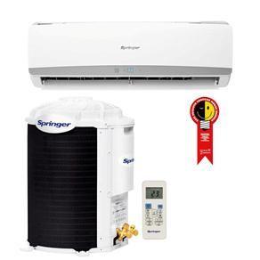 Ponto Frio Ar-Condicionado Split Springer HW Frio 12.000 BTUs – 220v - R$989,91 em 9x