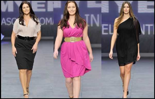 Guide to Choosing Clothing for Obese Women | World Life Fashion