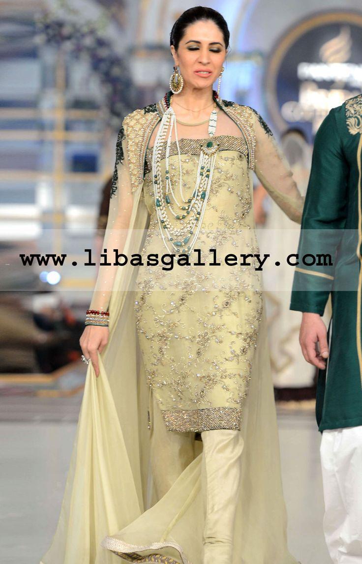 Asifa & Nabeel pakistani bridal wear online,pakistani bridal wear photos,pakistani bridal wear pics,pakistani bridal wear pictures,pakistani bridal wear Pantene bridal Couture Week 2014-2015 toronto,pakistani bridal wear uk
