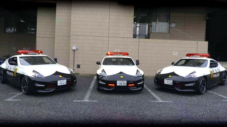 Japan Police Takes Delivery Of 3 Neat Nissan 370Z Cars To Fight Crime Japan Police has showed off its new remarkable additions to the High Speed Patrol, consisting of three new Nissan 370Z cars. And these cars will actually get to be used on duty, unlike the Abu Dhabi and Dubai luxury cars that are more of a touristic attraction. The High Speed Patrol Unit will...